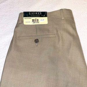 Men's Ralph Lauren Brown Dress Pant (NWT)